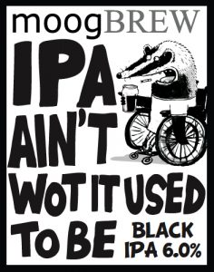 image of pump clip for IPA Ain't
